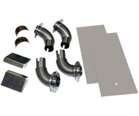 Flow Through Anti Ice Kit BI-1001-1